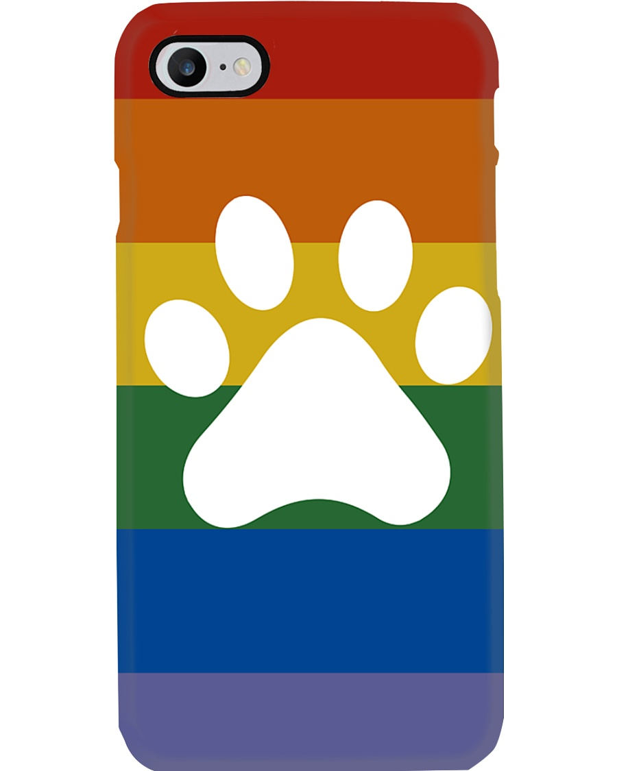 Dog - Rainbow Color Phone Case - TL Phone Case
