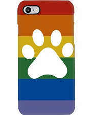 Dog - Rainbow Color Phone Case - TL Phone Case i-phone-7-case