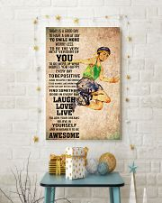 2roller skating - TODAY IS A GOOD DAY POSTER 11x17 Poster lifestyle-holiday-poster-3