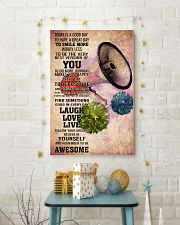 CHEER- TODAY IS A GOOD DAY POSTER 16x24 Poster lifestyle-holiday-poster-3