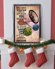 CHEER- TODAY IS A GOOD DAY POSTER 16x24 Poster lifestyle-holiday-poster-4