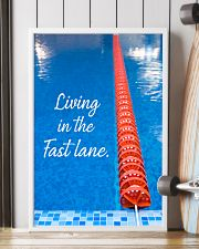 LIVING IN THE FAST LANE SKY 16x24 Poster lifestyle-poster-4
