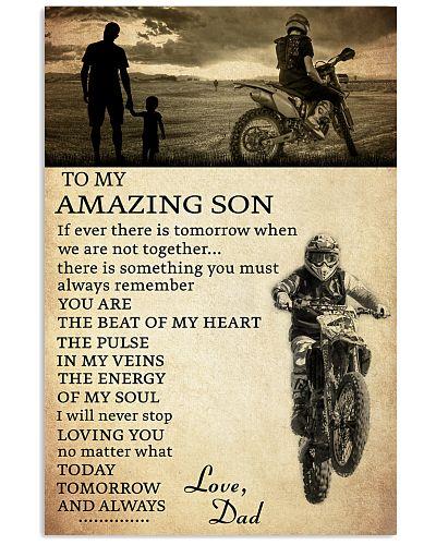 21 motocorss- to my amazing son