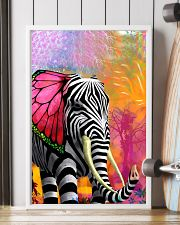 Elephants Mix Animal Poster GL - TL 11x17 Poster lifestyle-poster-4