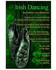 Irish Dancing  Poster 11x17 Poster front