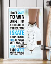 I DON'T SKATE TO WIN COMPETITION  11x17 Poster lifestyle-poster-4