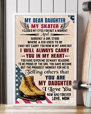 MY DEAR DAUGHTER - Skating 16x24 Poster lifestyle-poster-4