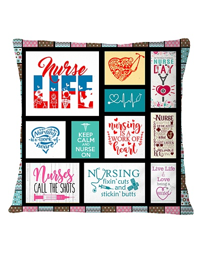 NURSE DECOR PILLOWCASE