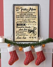 TO MY Irish MOM SON 16x24 Poster lifestyle-holiday-poster-4