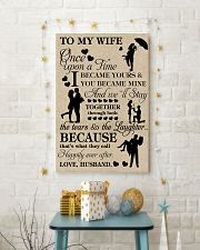 TO MY WIFE- ONE UPON A TIME POSTER 16x24 Poster lifestyle-holiday-poster-3