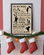 TO MY WIFE- ONE UPON A TIME POSTER 16x24 Poster lifestyle-holiday-poster-4