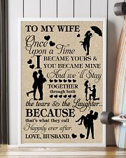 TO MY WIFE- ONE UPON A TIME POSTER 16x24 Poster lifestyle-poster-4