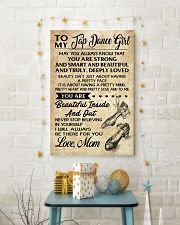 TO MY TAP DANCE GIRL 16x24 Poster lifestyle-holiday-poster-3