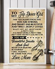 TO MY TAP DANCE GIRL 16x24 Poster lifestyle-poster-4