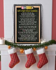 3 JUST A high school counselor kd POSTER 11x17 Poster lifestyle-holiday-poster-4