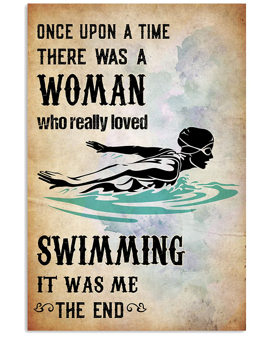 SWIMMING- ONE UPON A TIME POSTER 11x17 Poster