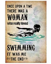 SWIMMING- ONE UPON A TIME POSTER 11x17 Poster front