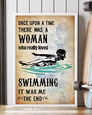 SWIMMING- ONE UPON A TIME POSTER 11x17 Poster lifestyle-poster-4