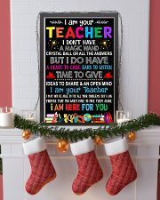 I AM YOUR TEACHER POSTER 11x17 Poster lifestyle-holiday-poster-4