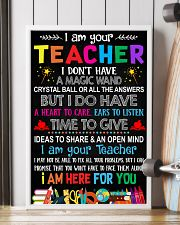 I AM YOUR TEACHER POSTER 16x24 Poster lifestyle-poster-4