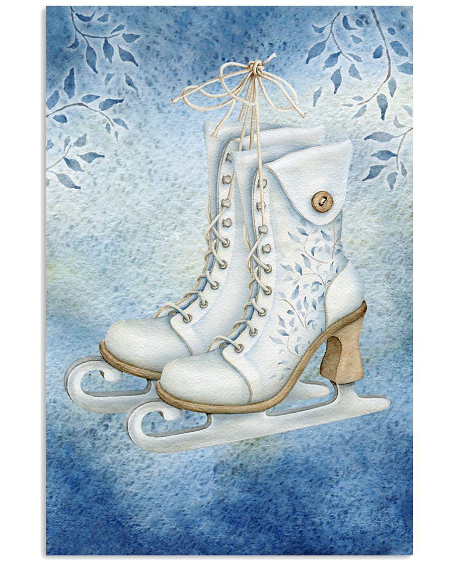 ICE SKATING POSTER 11x17 Poster