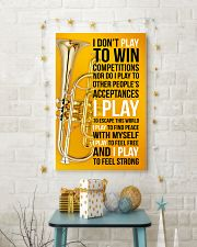 CORNET - I DON'T PLAY TO WIN COMPETITIONS 11x17 Poster lifestyle-holiday-poster-3