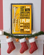 CORNET - I DON'T PLAY TO WIN COMPETITIONS 11x17 Poster lifestyle-holiday-poster-4
