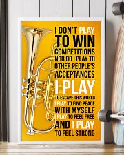 CORNET - I DON'T PLAY TO WIN COMPETITIONS 11x17 Poster lifestyle-poster-4