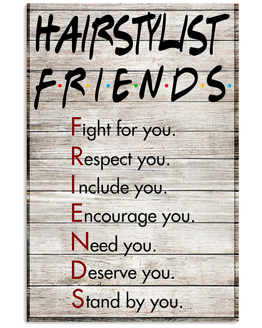 Hairstylist Friends - Poster 11x17 Poster