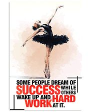 SOME PEOPLE DREAM OF SUCCESS poster 11x17 Poster front