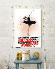 SOME PEOPLE DREAM OF SUCCESS poster 11x17 Poster lifestyle-holiday-poster-3