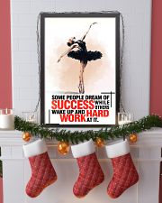 SOME PEOPLE DREAM OF SUCCESS poster 11x17 Poster lifestyle-holiday-poster-4