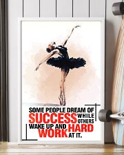 SOME PEOPLE DREAM OF SUCCESS poster 11x17 Poster lifestyle-poster-4