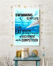 SWIMMING IS MY LIFE POSTER 11x17 Poster lifestyle-holiday-poster-3