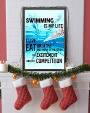SWIMMING IS MY LIFE POSTER 11x17 Poster lifestyle-holiday-poster-4