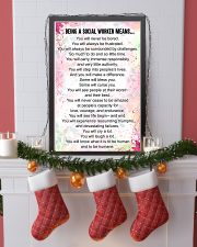 being a social worker means 16x24 Poster lifestyle-holiday-poster-4