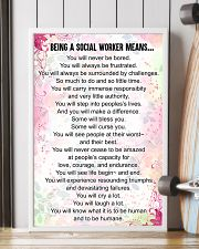 being a social worker means 16x24 Poster lifestyle-poster-4