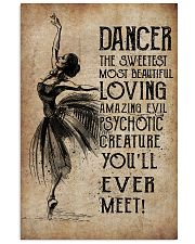 DANCER- EVER MEET POSTER 16x24 Poster front
