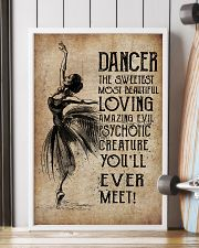 DANCER- EVER MEET POSTER 16x24 Poster lifestyle-poster-4