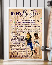 To My Bestie Poster 11x17 Poster lifestyle-poster-4