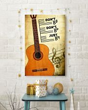 Classical Guitar - Don't don't Just SKY poster 11x17 Poster lifestyle-holiday-poster-3