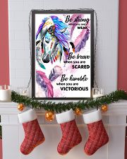 Horse - Be Strong When You Are Weak Poster - SR 11x17 Poster lifestyle-holiday-poster-4