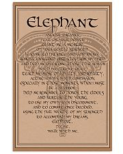 ELEPHANT- ANCIENT DREAMER POSTER 11x17 Poster front