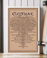 ELEPHANT- ANCIENT DREAMER POSTER 11x17 Poster lifestyle-poster-4