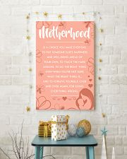Motherhood - Poster 11x17 Poster lifestyle-holiday-poster-3