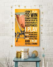 TIMPANI - I DON'T PLAY TO WIN COMPETITIONS 11x17 Poster lifestyle-holiday-poster-3