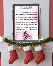 MOTOCROSS- I BELIEVE IN PINK 16x24 Poster lifestyle-holiday-poster-4