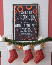 January- I WOKE UP ONE MORNING 16x24 Poster lifestyle-holiday-poster-4