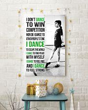 7-  I DON'T DANCE TO WIN COMPETITION - IRISH DANCE 11x17 Poster lifestyle-holiday-poster-3