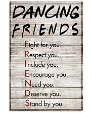 Dancing Friends - Poster 11x17 Poster front